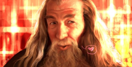 Gandalf says Hi