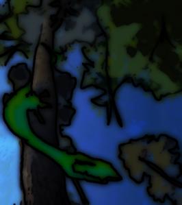 Pine Dragon