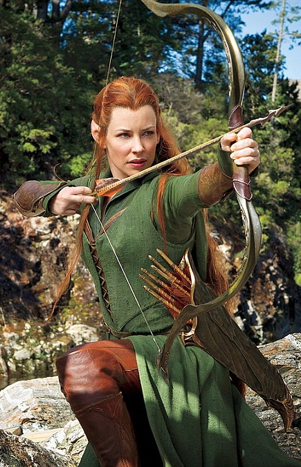 evangeline_lilly_as_elf_warrior_tauriel