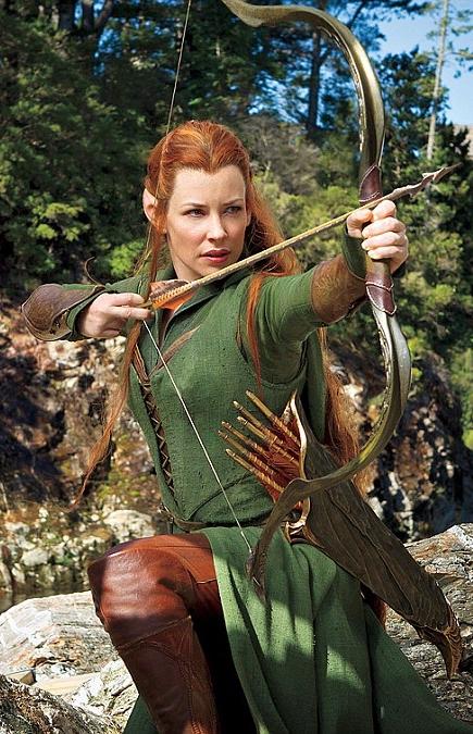 evangeline_lilly_as_elf_warrior_tauriel