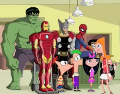 Phineas_and_Ferb_avengers